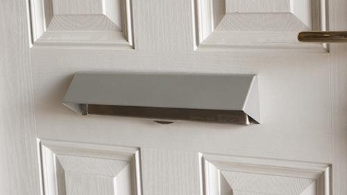 Uap Hidden Fix Letterplate Restrictor Shroud